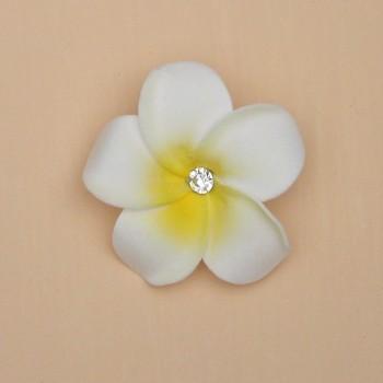 Broche fleur de tiaré BRO363