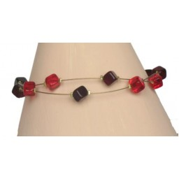 Bracelet rouge BR1176A