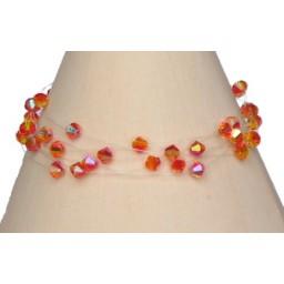 Bracelet cristal fire opal BR4211Z