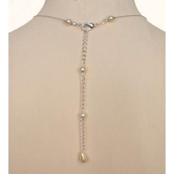 Bijou pendentif de dos ivoire BD0002A