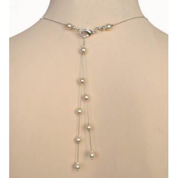 Bijou pendentif de dos ivoire BD0003A