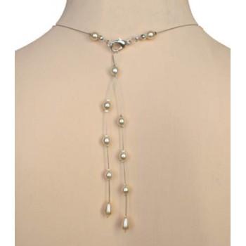 Bijou pendentif de dos ivoire BD0006A