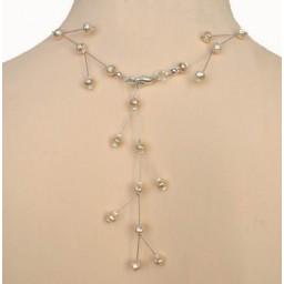 Bijou pendentif de dos ivoire BD0009A