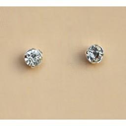 Boucles d'oreilles strass BO3004A