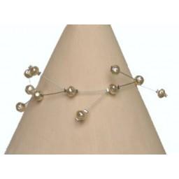 Bracelet mariage ivoire BR1156A
