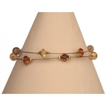 Bracelet mariage cristal BR1209A