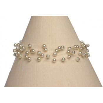 Bracelet perles ivoire BR4200A