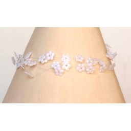 Bracelet fantaisie blanc  BR4245A