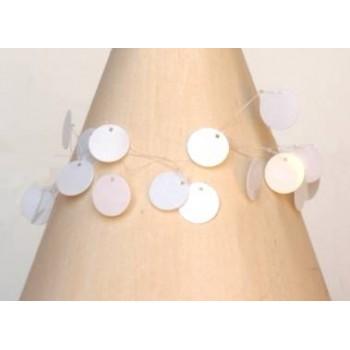 Bracelet fantaisie blanc BR4248A