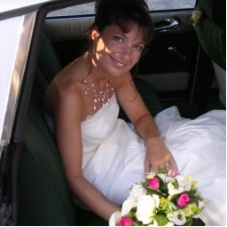 Bjoux de mariage de Jeanne-Marie le 02-07-2005
