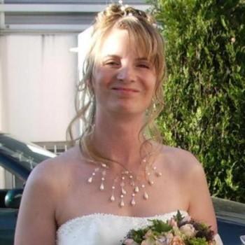 Mariage de Martine le 10-06-2006