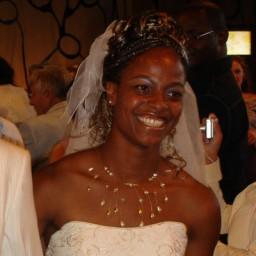Bjoux de mariage de Sandrine le 02-09-2006