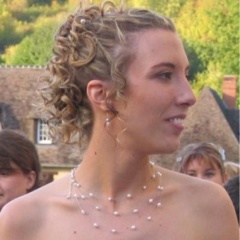 Bijoux de mariage de Céline le 07-10-2006