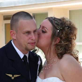 Bijoux de mariage de Marion et Xavier le 07-07-2007