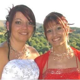 Bijoux de mariage d'Aurore le 29-07-2007