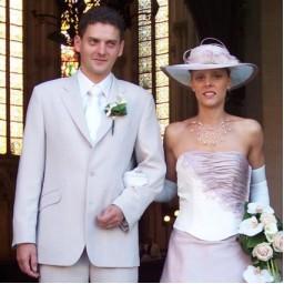 Bijoux de mariage de Sandrine et Aymeric le 15-09-2007