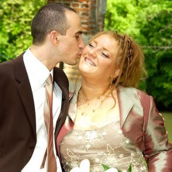 Bijoux de mariage de Jnie et Seb le 10-05-2008