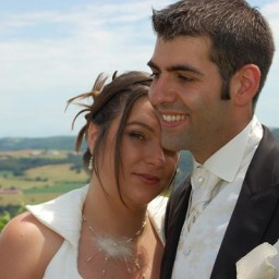 Bijoux de mariage de Delphine et Ludovic le 05-07-2008