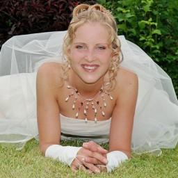 Bijoux de mariage de Marianne le 12-07-2008