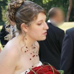 Bijoux de mariage de Claire le 26-07-2008