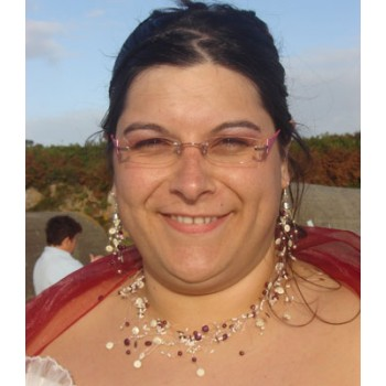 Bijoux de mariage de Patricia le 27-09-2008