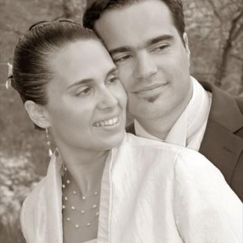 Mariage d'Amandine et Guillaume le 11-04-2009