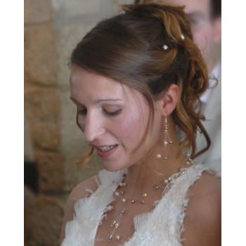 Mariage d'Isabelle le 09-05-2009