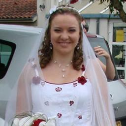 Bijoux de mariage de Séverine le 23-05-2009