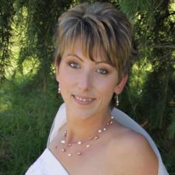 Bijoux de mariage d'Axelle le 13-06-2009