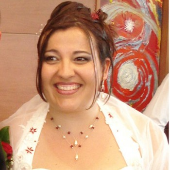 Mariage d'Elisabeth le 27-06-2009
