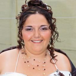 Bijoux de mariage de Carine le 04-07-2009