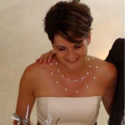 Bijoux de mariage d'Elodie le 04-07-2009