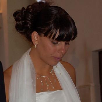 Bijoux de mariage de Maryline le 18-07-2009