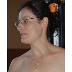 Bijoux de mariage d'Anne-Cécile le 25-07-2009