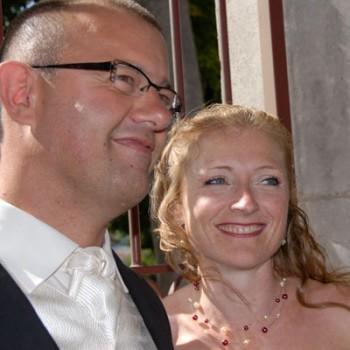 Mariage de Florence et Philippe le 05-09-2009