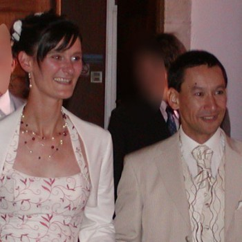 Bijoux de mariage d'Isabelle et Thierry le 05-09-2009