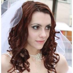 Bijoux de mariage d'Aurélie le 26-12-2009
