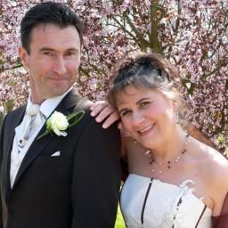 Bjoux de mariage de Frédérique et Pascal le 10-04-2010