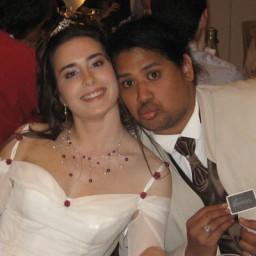 Bijoux de mariage de Maïlys et Damien le 10-04-2010