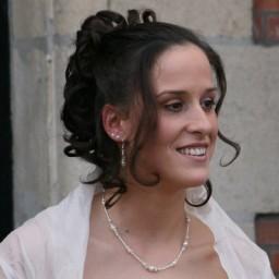 Bijoux de mariage de Mathilde le 10-04-2010