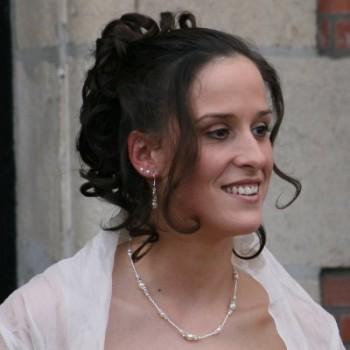 Mariage de Mathilde le 10-04-2010