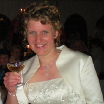 Mariage de Claire le 17-04-2010