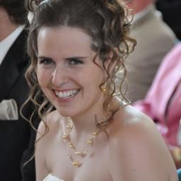 Bijoux de mariage de Maïna le 24-04-2010