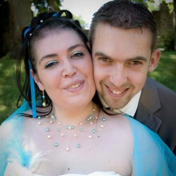 Mariage de Céline et Grégory le 05-06-2010