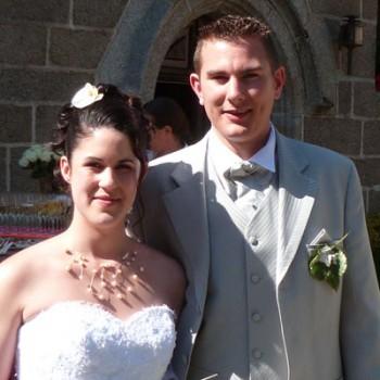 Mariage d'Aurélie et Emeric le 12-06-2010