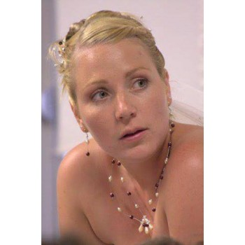 Mariage d'Astrid le 19-06-2010