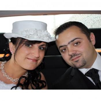 Bijoux de mariage de Marlène et Fabien le 19-06-2010
