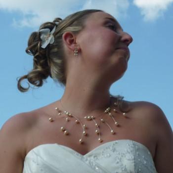 Mariage d'Aurore le 26-06-2010