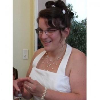 Mariage de Céline le 26-06-2010