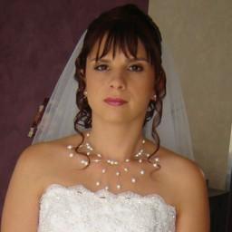 Bijoux de mariage de Séverine le 26-06-2010